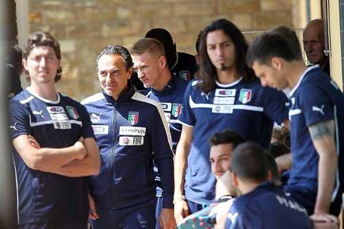 Euro 2012 – Bảng C: Lo cho người Ý - 2