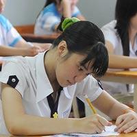 Đáp án đề thi tốt nghiệp môn Toán