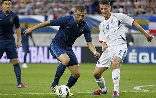 Euro 2012 – Bảng D: Đại chiến Pháp – Anh - 1