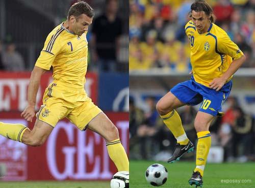 Euro 2012 – Bảng D: Đại chiến Pháp – Anh - 2