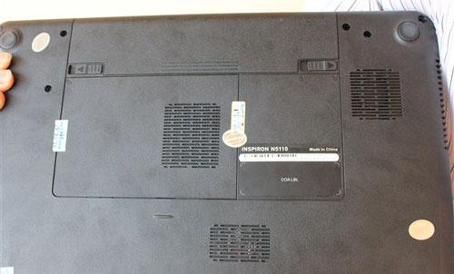 'Mổ xẻ' Dell Inspiron 15R N5110: Đáng đồng tiền - 7