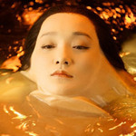 Phim - Châu Tấn lột da dưới nước