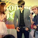 """Ca nhạc - MTV - Kiến Huy, Tú Quỳnh """"vờ"""" làm vợ chồng"""