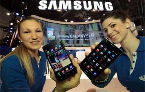 """Samsung công bố doanh số """"khủng"""" dòng Galaxy - 1"""