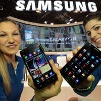 """Samsung công bố doanh số """"khủng"""" dòng Galaxy"""