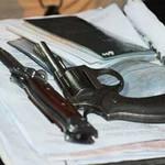 An ninh Xã hội - 16 tuổi mang theo súng ngắn để… phòng thân