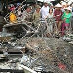 Tin tức trong ngày - Cháy tiệm vàng: Cả nhà chết do khí độc