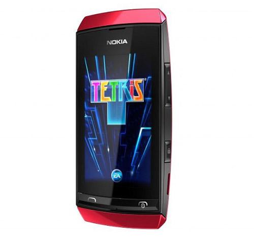 Nokia tung 3 mẫu Asha cảm ứng giá thấp - 6