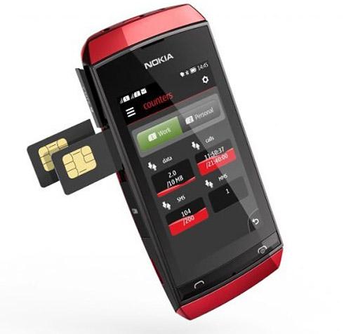Nokia tung 3 mẫu Asha cảm ứng giá thấp - 7