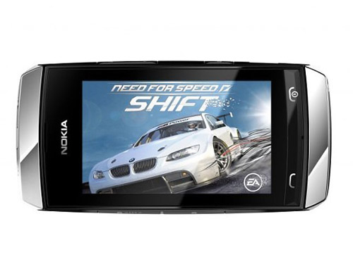 Nokia tung 3 mẫu Asha cảm ứng giá thấp - 8