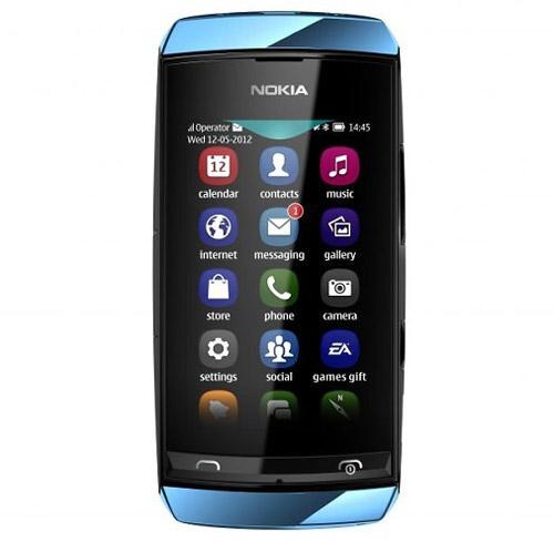 Nokia tung 3 mẫu Asha cảm ứng giá thấp - 10