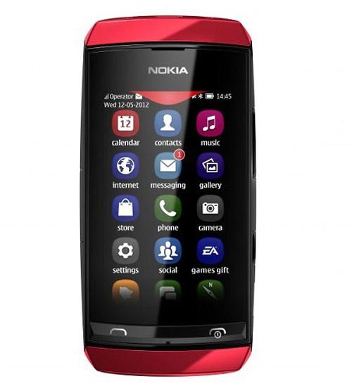 Nokia tung 3 mẫu Asha cảm ứng giá thấp - 11