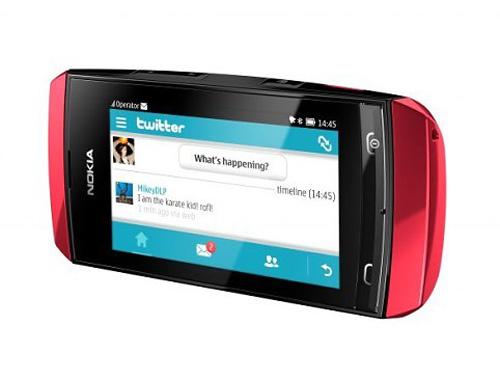 Nokia tung 3 mẫu Asha cảm ứng giá thấp - 12