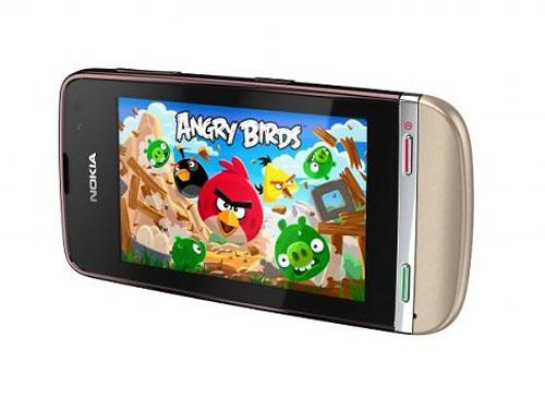 Nokia tung 3 mẫu Asha cảm ứng giá thấp - 4