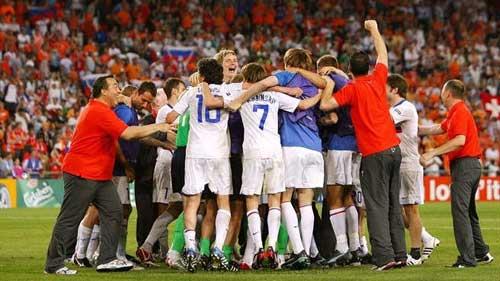 Euro 2012: Ngựa ô là ai? - 1