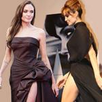 Thời trang - Angelina Jolie và đôi chân gây kinh ngạc