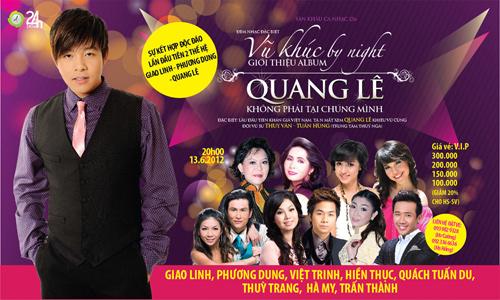 Trấn Thành giả gái hát với Quang Lê - 2