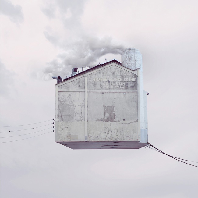Nhiếp ảnh gia Laurent Chehere mới hoàn thành bộ ảnh mới cách đây vài ngày.