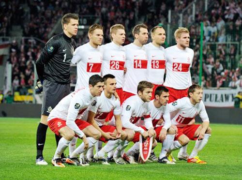 Nhà cái đặt cược trận khai mạc Euro 2012 - 1