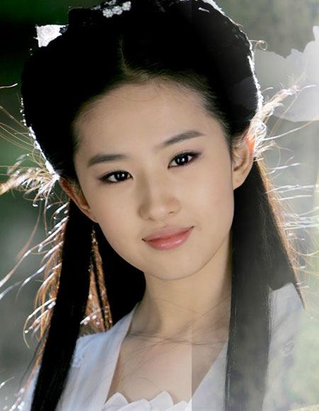 Mỹ nhân trong phim kiếm hiệp Kim Dung - 4