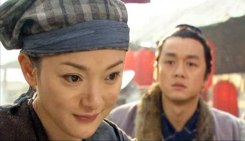 Mỹ nhân trong phim kiếm hiệp Kim Dung - 7