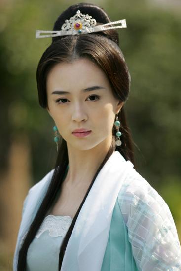 Mỹ nhân trong phim kiếm hiệp Kim Dung - 14