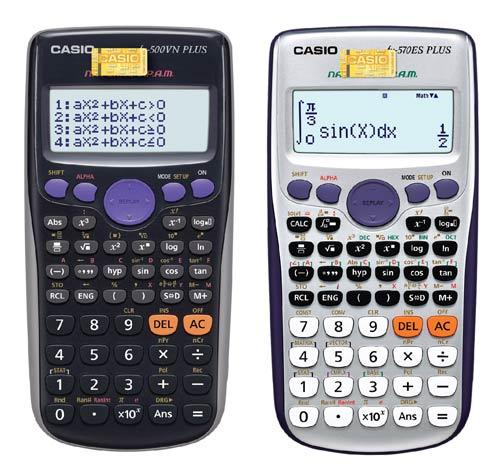 Máy tính cầm tay học sinh nên mua loại nào? - 1