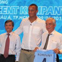 Kompany đặt cửa TBN vô địch EURO 2012