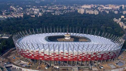 Lễ khai mạc Euro 2012: Chưa từng có trong lịch sử - 1
