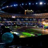 Lễ khai mạc Euro 2012: Chưa từng có trong lịch sử