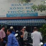 An ninh Xã hội - Lao vào tiệm mátxa đâm chết người rồi tự tử