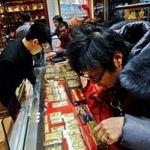 Tài chính - Bất động sản - Vàng tăng 550.000 đồng sau bốn ngày