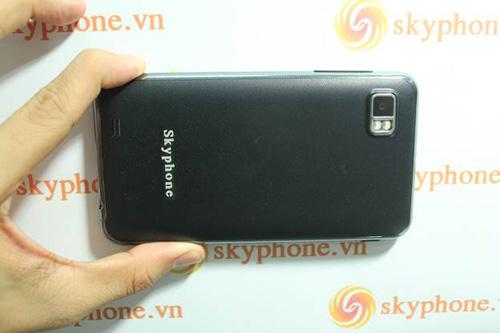 Skyphone VN cho ra mắt chiếc điện thoại lai - 2