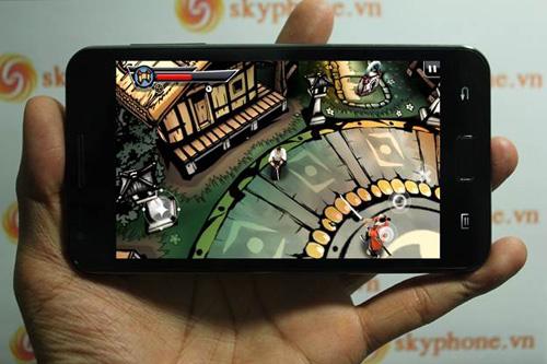 Skyphone VN cho ra mắt chiếc điện thoại lai - 5