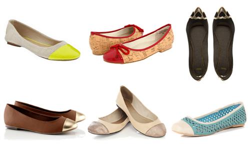 5 kiểu giầy được săn lùng nhất hè 2012 - 1