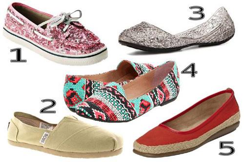 5 kiểu giầy được săn lùng nhất hè 2012 - 20