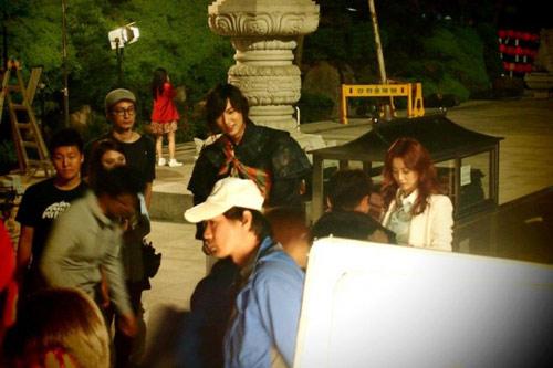 Kẻ thù của Lee Min Ho lộ diện - 13