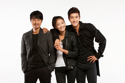 c nhim Choi Si Won qu p trai, Phim, choi si won, lee sung jae, lee soo yoon, doi dac nhiem canh sat bien, poseidon, phim moi