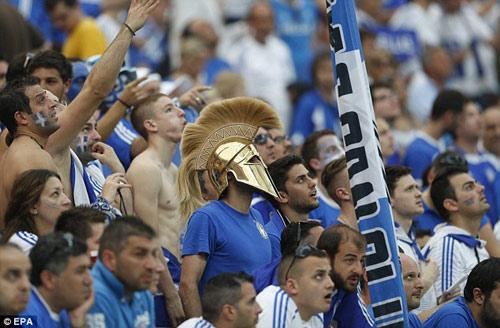 Video: Ấn tượng lễ khai mạc Euro 2012 - 5