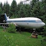 Phi thường - kỳ quặc - Ngôi nhà trong chiếc máy bay giữa rừng
