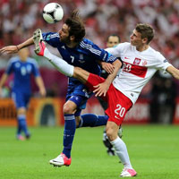 Ba Lan – Hy Lạp: Diễn biến bất ngờ