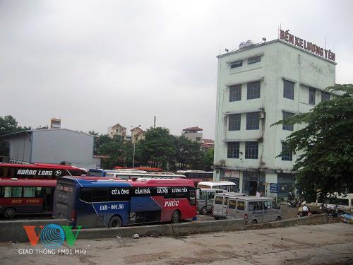 Hà Nội xoá sổ bến xe Lương Yên từ 1/7 - 1