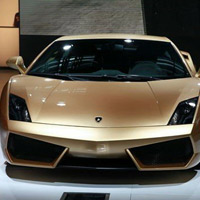 Gallardo LP560-4 Gold Edition: Phin bn  i
