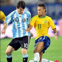 Argentina  Brazil: Hi ngh thng nh