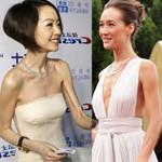 """Thời trang - Mỹ nhân Hoa ngữ """"xiêu vẹo"""" vì váy hở"""