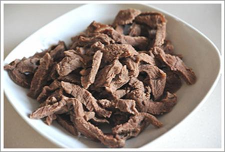 Mách bạn cách làm thịt bò khô ngon - 5