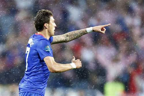 Ireland - Croatia: Li thch thc, Euro 2012, video ireland vs croatia, ireland vs croatia, croatia - ireland, croatia, ireland, modric, jelavic, video euro, euro, euro 2012, lich euro, lich thi dau euro, lich thi dau euro 2012, bong da, bong da 24h, ket qua bong da, bao bong da