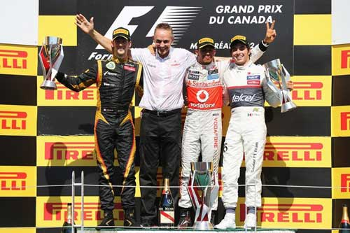 F1- Canada GP: Gi tn Hamilton!, Th thao, Canada GP, chang dua canada, lewis hamilton, dua xe f1, f1, mua giai f1, ket qua dua xe f1, bang xep hang f1, lich thi dau f1, the thao, tin the thao, bao the thao