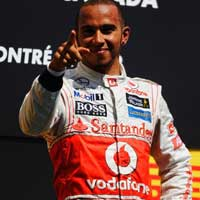F1- Canada GP: Gi tn Hamilton!