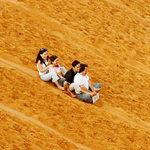 Du lịch - Khám phá đồi cát kỳ lạ nhất Việt Nam